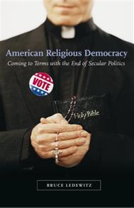 American Religious Democracy cover image