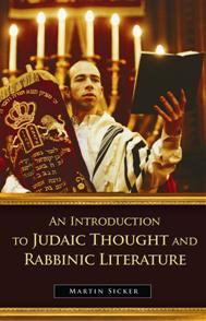 An Introduction to Judaic Thought and Rabbinic Literature cover image