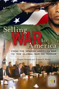 Cover image for Selling War to America