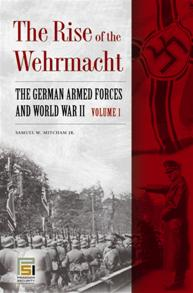 The Rise of the Wehrmacht cover image