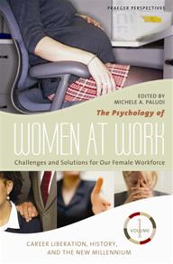The Psychology of Women at Work cover image