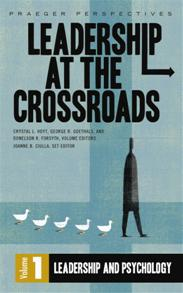 Cover image for Leadership at the Crossroads