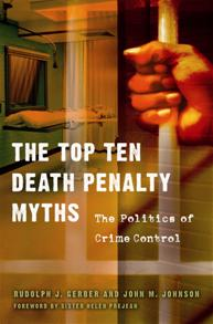 Cover image for The Top Ten Death Penalty Myths