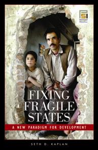 Cover image for Fixing Fragile States