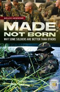 Cover image for Made, Not Born