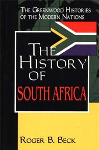 The History of South Africa cover image