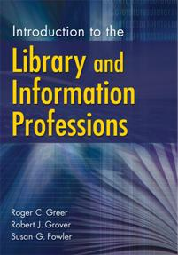 Introduction to the Library and Information Professions cover image