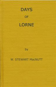 Days of Lorne cover image