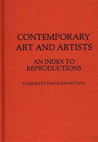 Contemporary Art and Artists cover image