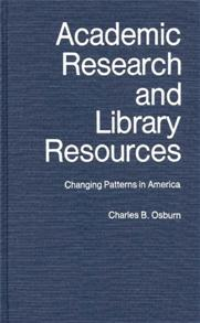 Academic Research and Library Resources cover image