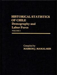 Historical Statistics of Chile, Volume II cover image