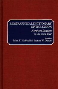 Biographical Dictionary of the Union cover image