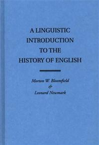 A Linguistic Introduction to the History of English cover image