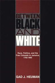 Between Black and White cover image
