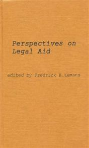 Perspectives on Legal Aid cover image