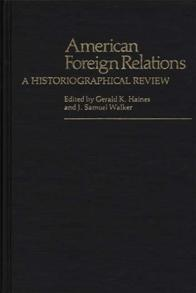 American Foreign Relations cover image