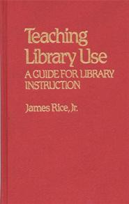 Teaching Library Use cover image