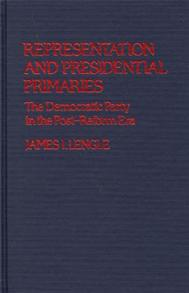 Representation and Presidential Primaries cover image