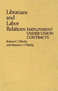 Librarians and Labor Relations cover image