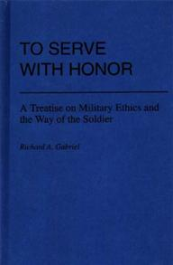To Serve with Honor cover image