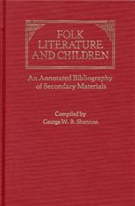 Folk Literature and Children cover image