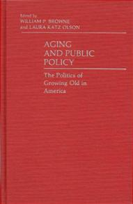 Aging and Public Policy cover image