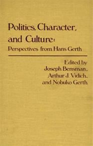Politics, Character, and Culture cover image