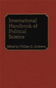 International Handbook of Political Science cover image