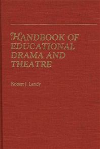 Handbook of Educational Drama and Theatre cover image