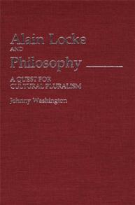 Alain Locke and Philosophy cover image