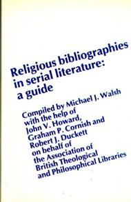 Religious Bibliographies in Serial Literature cover image
