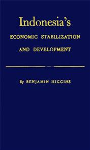 Indonesia's Economic Stabilization and Development cover image