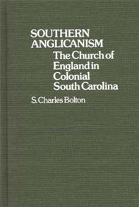 Southern Anglicanism cover image