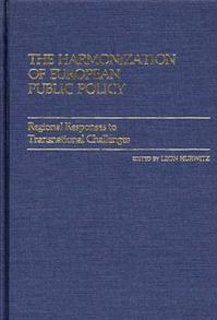 The Harmonization of European Public Policy cover image