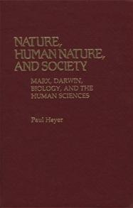 Nature, Human Nature, and Society cover image