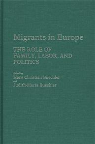Migrants in Europe cover image