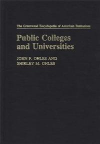 Public colleges and universities cover image