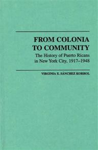 From Colonia to Community cover image