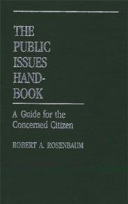 The Public Issues Handbook cover image