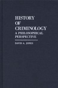 History of Criminology cover image