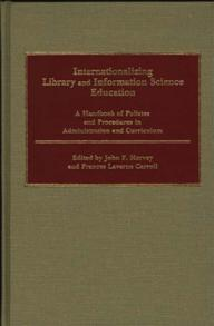 Internationalizing Library and Information Science Education cover image