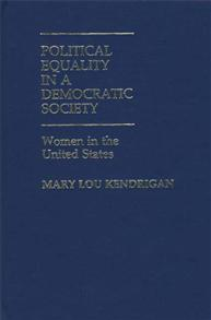 Political Equality in a Democratic Society cover image