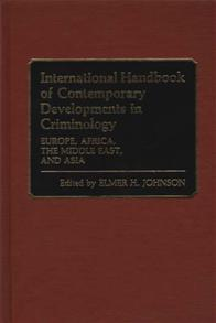 International Handbook of Contemporary Developments in Criminology cover image
