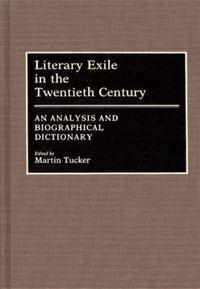 Literary Exile in the Twentieth Century cover image