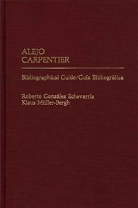 Alejo Carpentier cover image