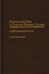 Church and State in Postwar Eastern Europe cover image