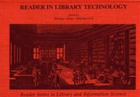 Reader in Library Technology cover image