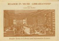 Reader in Music Librarianship cover image