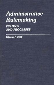 Administrative Rulemaking cover image