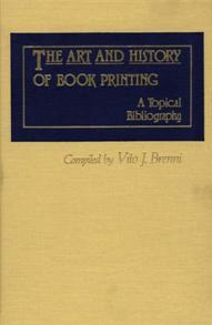 The Art and History of Book Printing cover image